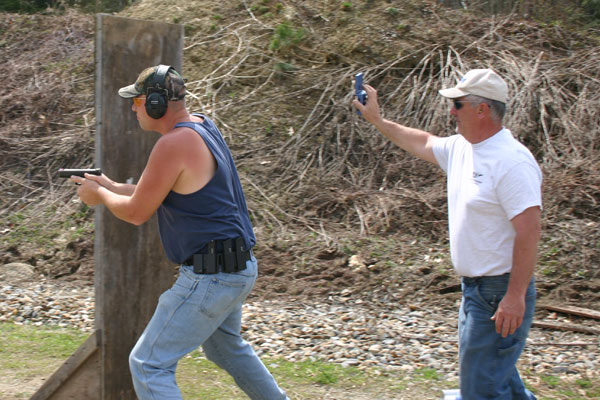 Practical Pistol Range Commands And Safety Procedures