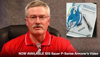 SIG Sauer Armorer's Video