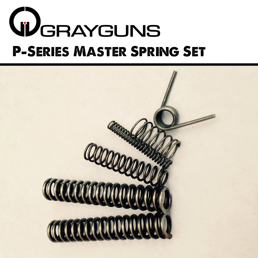 Private: P-Series Master Spring Set