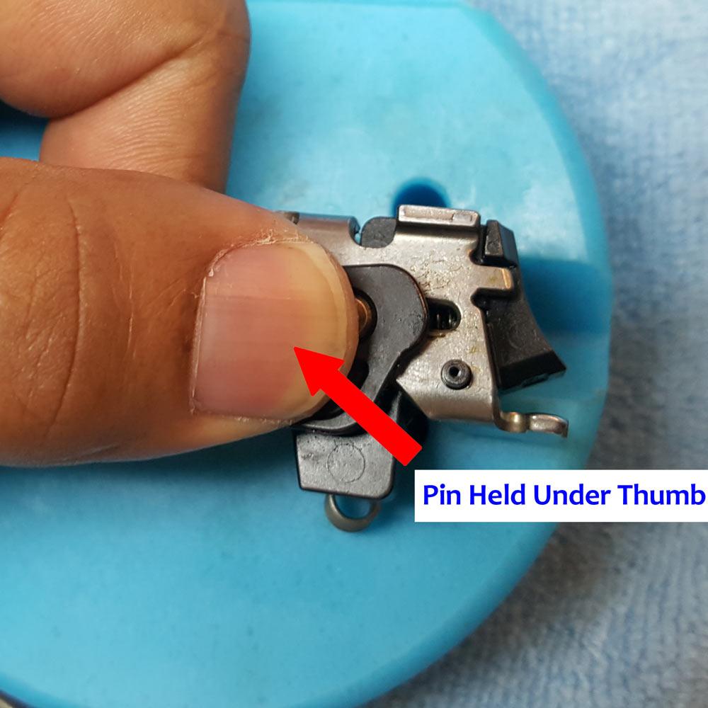 P320 Trigger Install Pin
