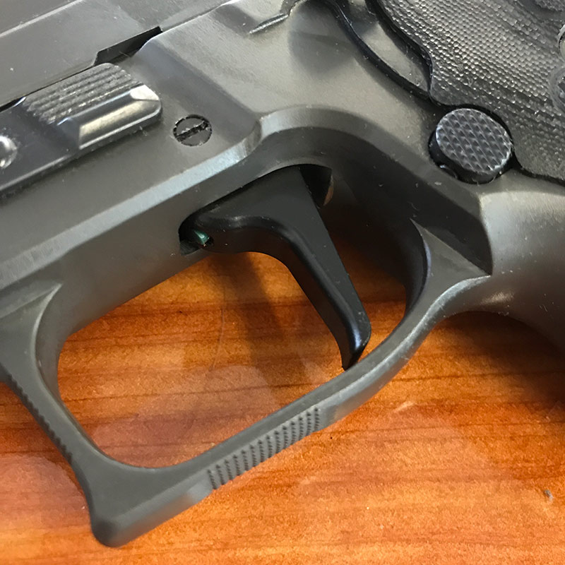 P-Series P22xST Dual Adjustable Straight Trigger - Grayguns