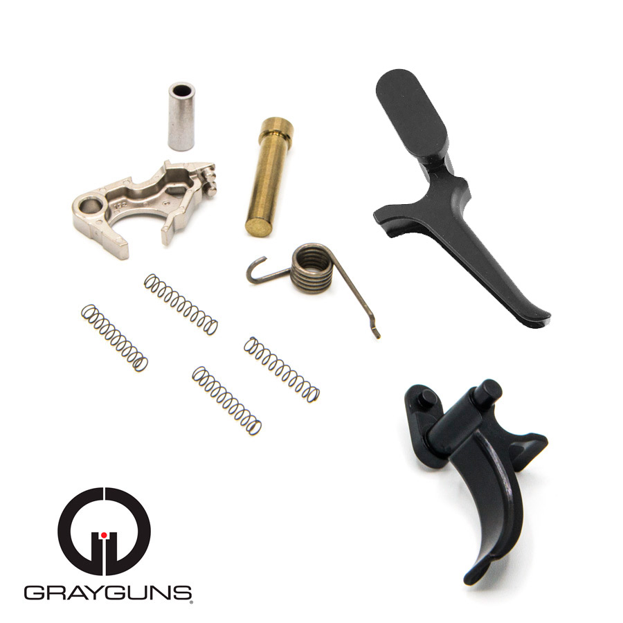 P320 Competition Trigger System - Grayguns