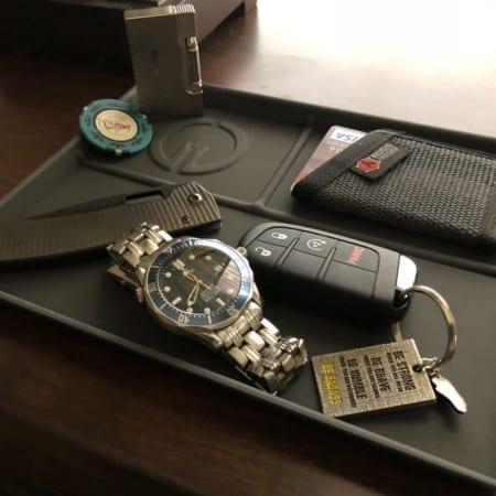 grayguns valet tray