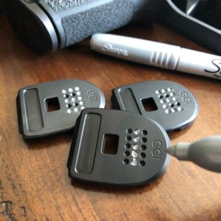 P320 base pads