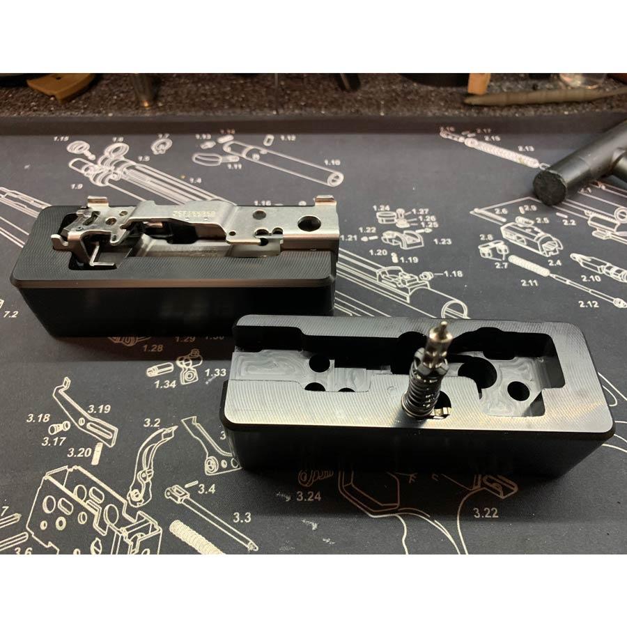 SIG Sauer P320 Armorer's Block - Grayguns