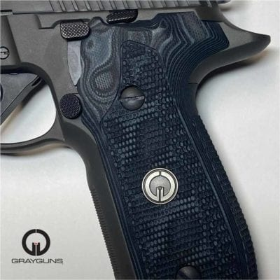 Grayguns Hogue G10 Grips