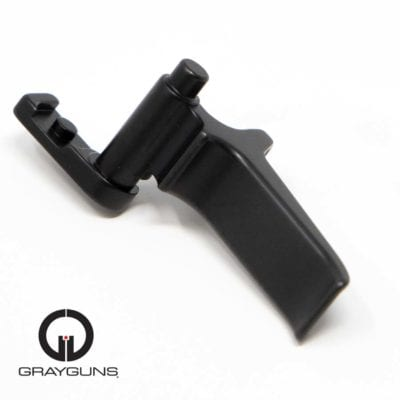 P320 adjustable straight trigger