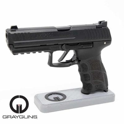 HK P30 with straight trigger