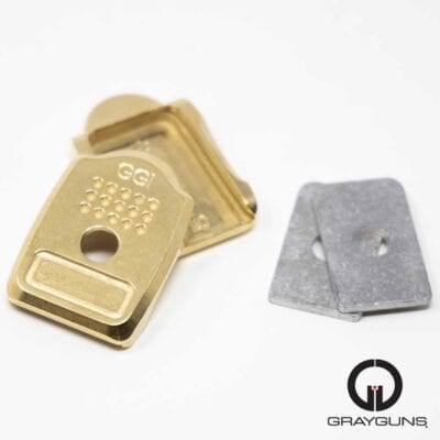 VP9 P30 Brass Base Pads