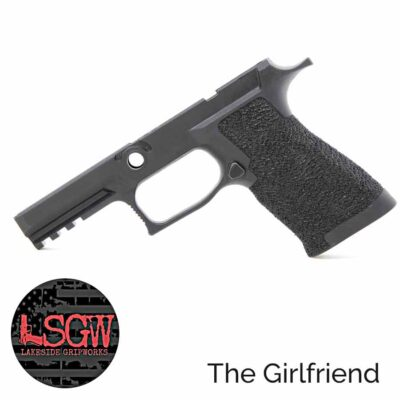 Lakeside Gripworks P320 - Girlfriend