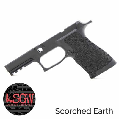 Lakeside Gripworks P320 - Scorched Earth