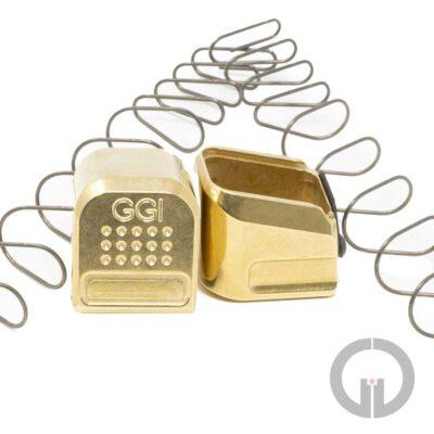 P320 Plus 5 Brass Base Pad