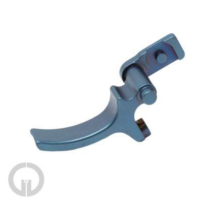 p320 adjustable hybrid trigger in blue