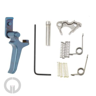 p320 competition kit adjustable straight in blue