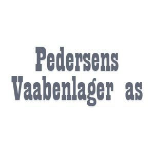 pedersens-vaabengager-as