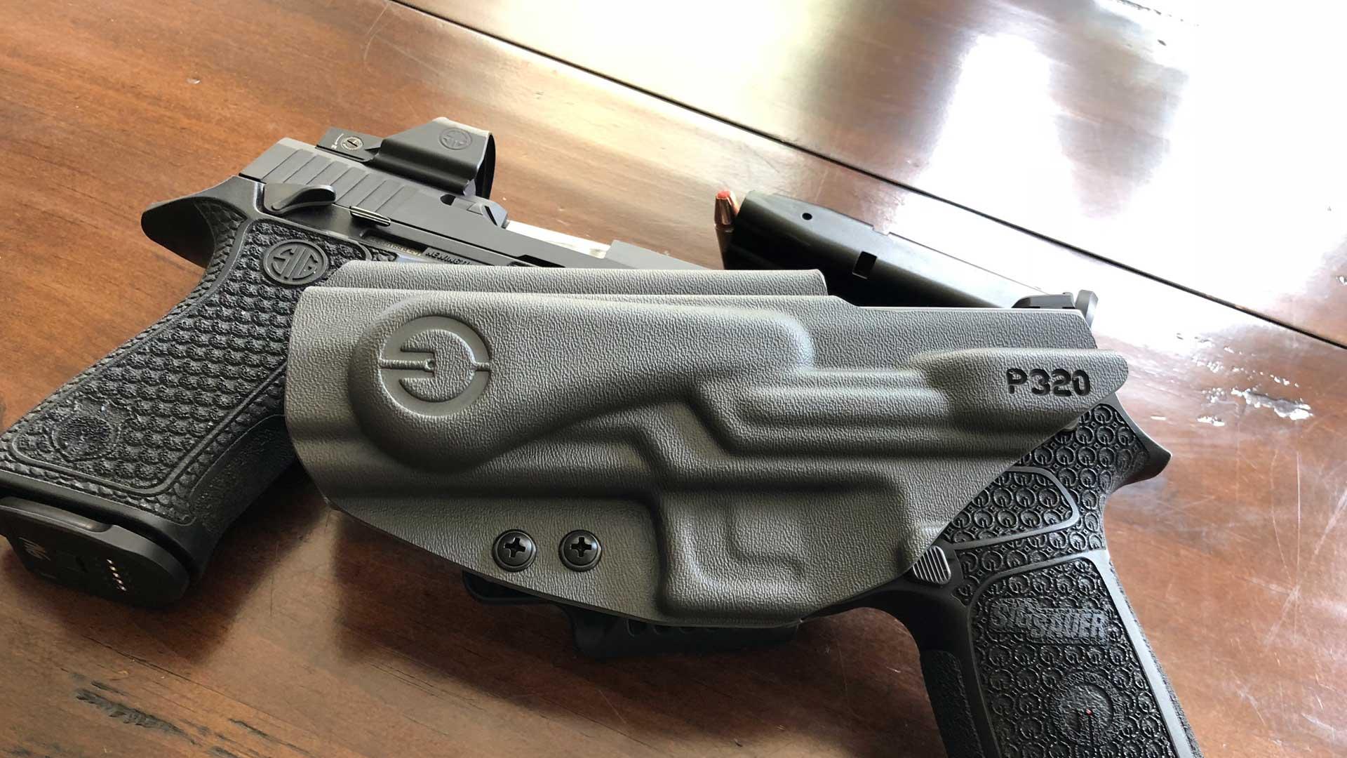Custom AIWB Holster - Grayguns